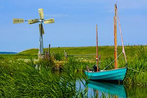 Hollands tafereel aan de schellinkhouterdijk