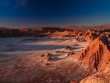 valle de la luna. De maanvallei in Chili van Eline Oostingh