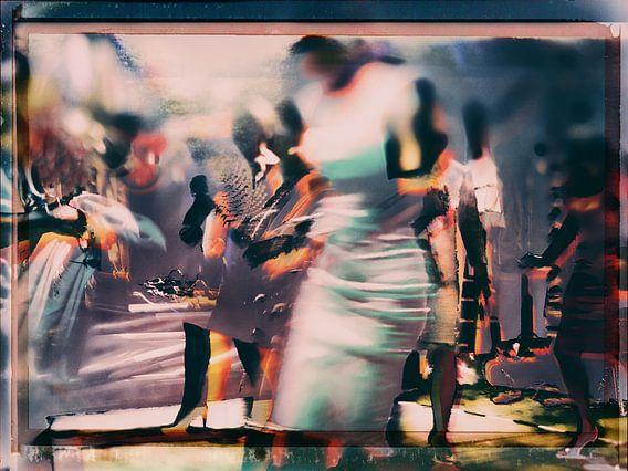 Swinging girls van Gabi Hampe