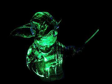 Yoda von Jan Enthoven Fotografie