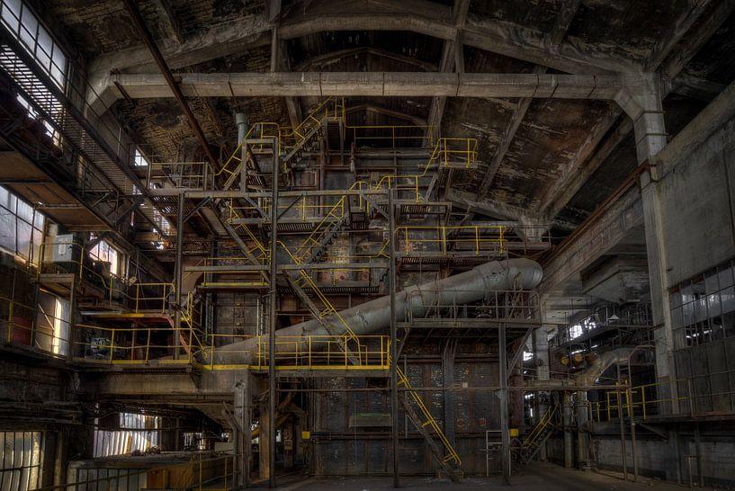 Die industrielle Folie von Wesley Van Vijfeijken