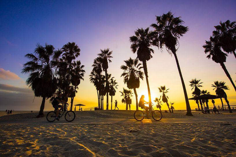 Venice Beach von Michel van Rossum