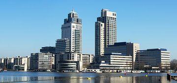 Hoogste kantoren van Amsterdam von Annemieke Storm
