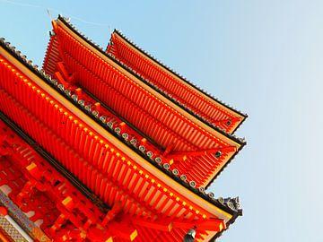 Kyoto Tempel van Jasper H