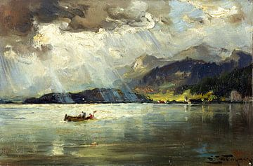 Wörthersee, JOSEPH WOPFNER, 1910-1915