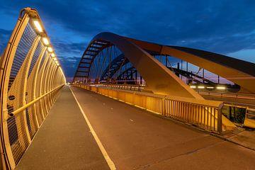 Drie bruggen over Amsterdam-Rijnkanaal Utrecht sur André Russcher