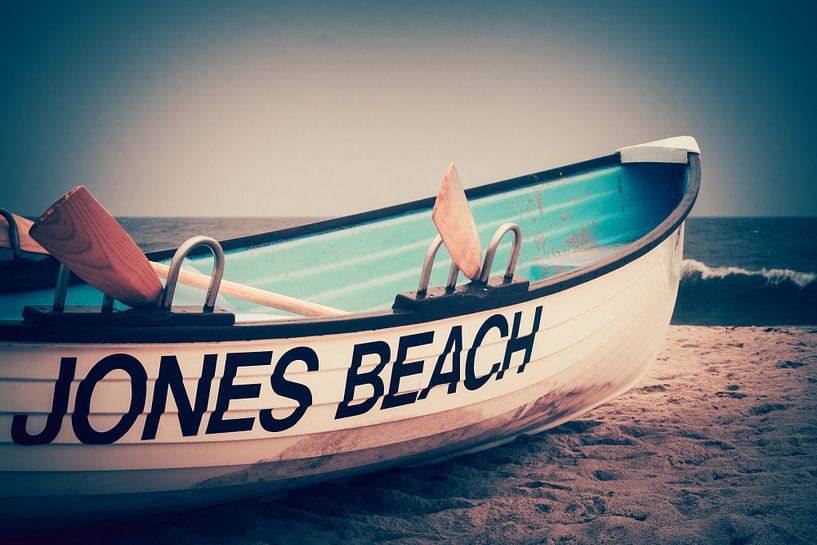 Jones Beach - Long Island van Alexander Voss