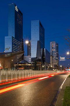 Kantoor Delftse Poort Rotterdam sur Peter Hooijmeijer