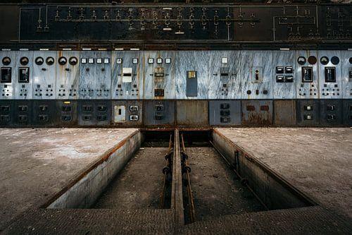 Muur van elektriciteit