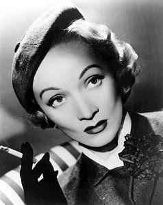 Marlene Dietrich, 1951 von Bridgeman Images