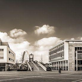 Maastricht, 1992 plein van Leo Langen