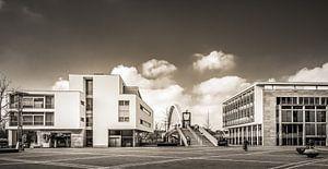 Maastricht, 1992 plein van