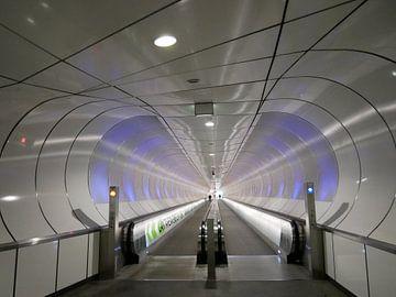 Metrostation Wilhelminaplein Rotterdam von Sarith Havenaar