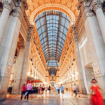 Milan - Galleria Vittorio Emanuele II sur Alexander Voss