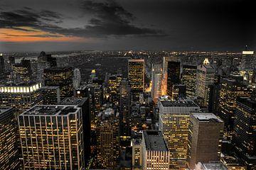 Stadtübersicht New York sur Kurt Krause