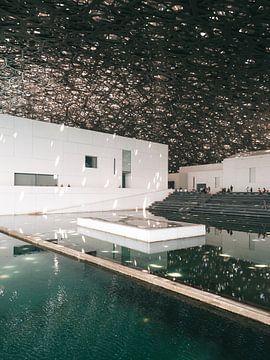 Louvre museum in Abu Dhabi van Michiel Dros