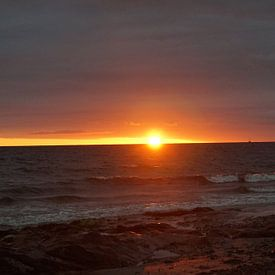zonsopgang in Nairn van Babetts Bildergalerie