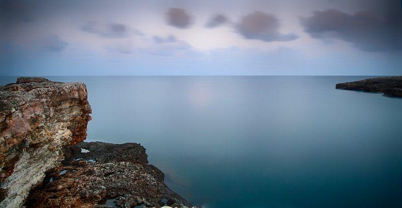 Zeespiegel van Mark Bolijn