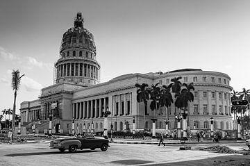 El Capitolio, Havana, Cuba von Andreas Jansen