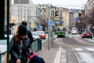 Helsinki Stadsgezicht van Merijn Koster