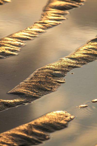Goldener Strand auf Koh Phayam von Levent Weber