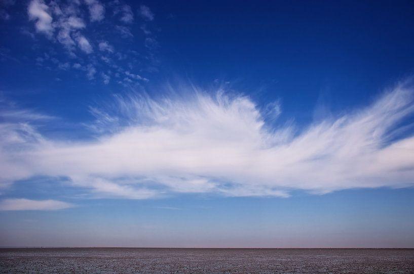 Wolkenimpression von Angela Dölling