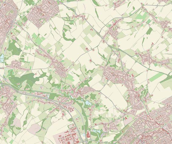 Kaart vanSchinnen