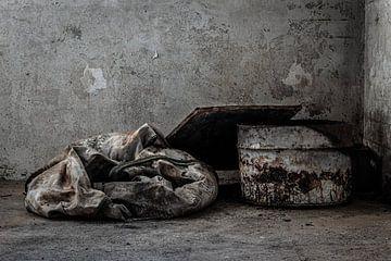stillleben alte verlassene fabrik urbex von Martzen Fotografie