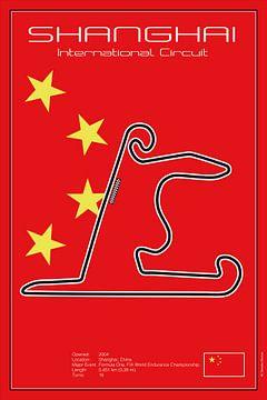 renbaan Shanghai van Theodor Decker