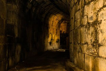 Licht aan het einde van de tunnel sur Jeroen Bussers