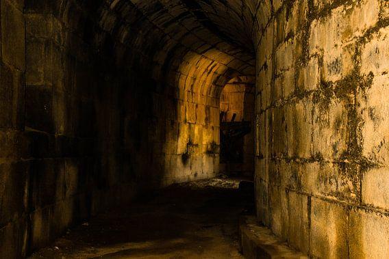 Licht aan het einde van de tunnel van Jeroen Bussers