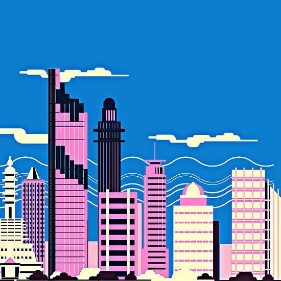 City slyline no.4