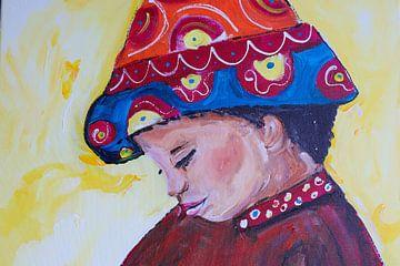 ~African girl~ von Klaske de Wal