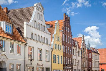 Historische Altstadt von Wismar von Christian Müringer
