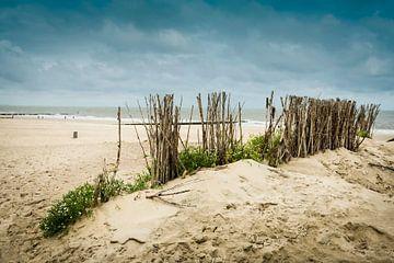 Nordseestrand von Rob van Soest