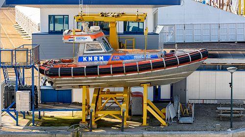 Reddingboot station Harlingen