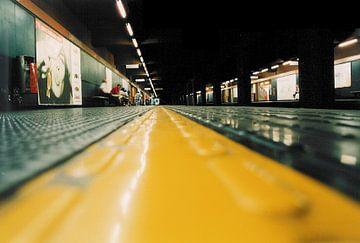 Subway van ku nst