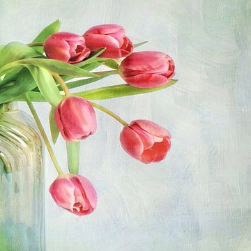 Tulpen Verhaal #6 van Lizzy Pe