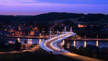 Canne de pont sur Virginie Van Baelen