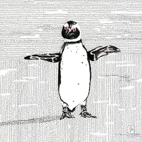 Happy Pinguïn