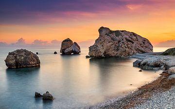 Rocher d'Afrodite, Chypre sur
