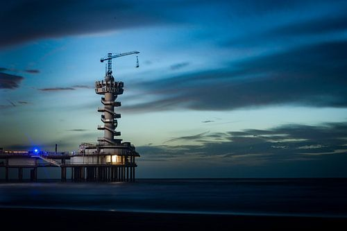 Architectuur - Pier van Scheveningen