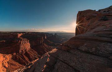 Canyonlands van