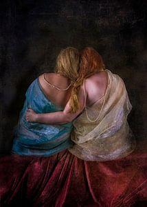 Twee vrouwen van