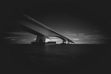 """""""Zeelandbrug"""" in den Niederlanden von Theo Klos"""