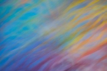 Diagonale fantasie von Karin Tebes