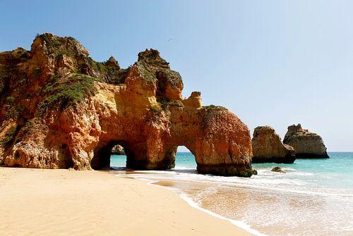 Praia dos tres Irmãos - Portugal van