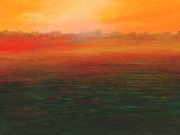 Farbensymphonie van Silvian Sternhagel
