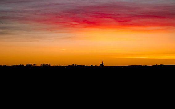 Kleurrijk Den Hoorn van Dick Hooijschuur
