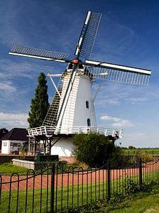 Molen Olle Widde, Ten Post, Groningen